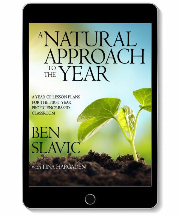 Ben Slavic Natural Approach
