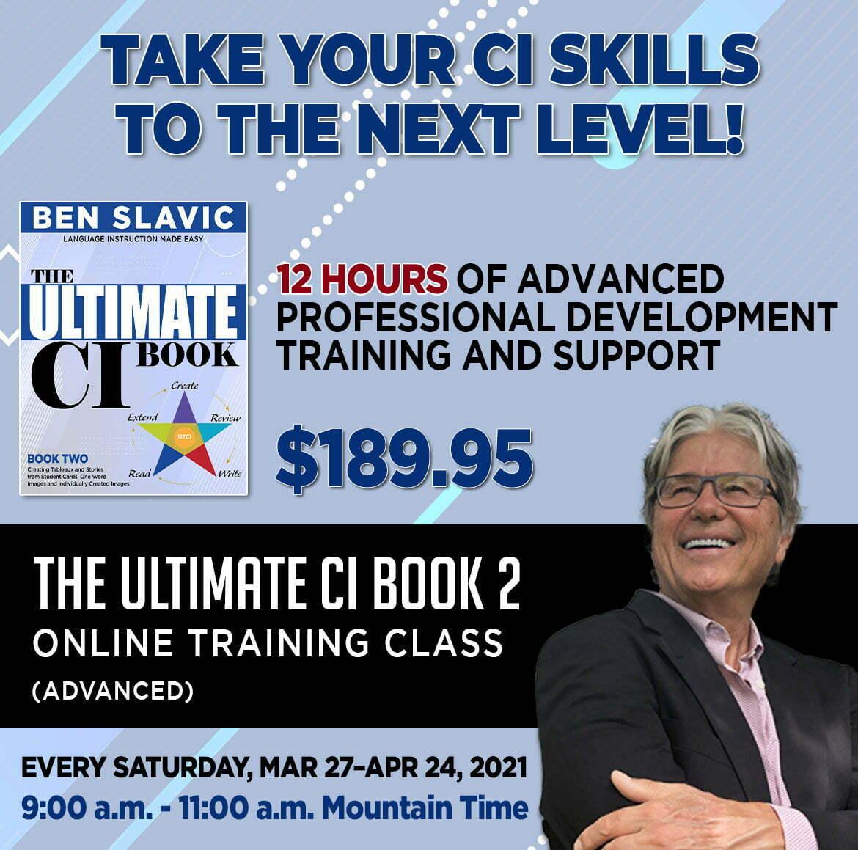 Advanced CI Training for Teachers