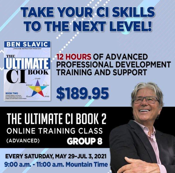 Advanced CI Training